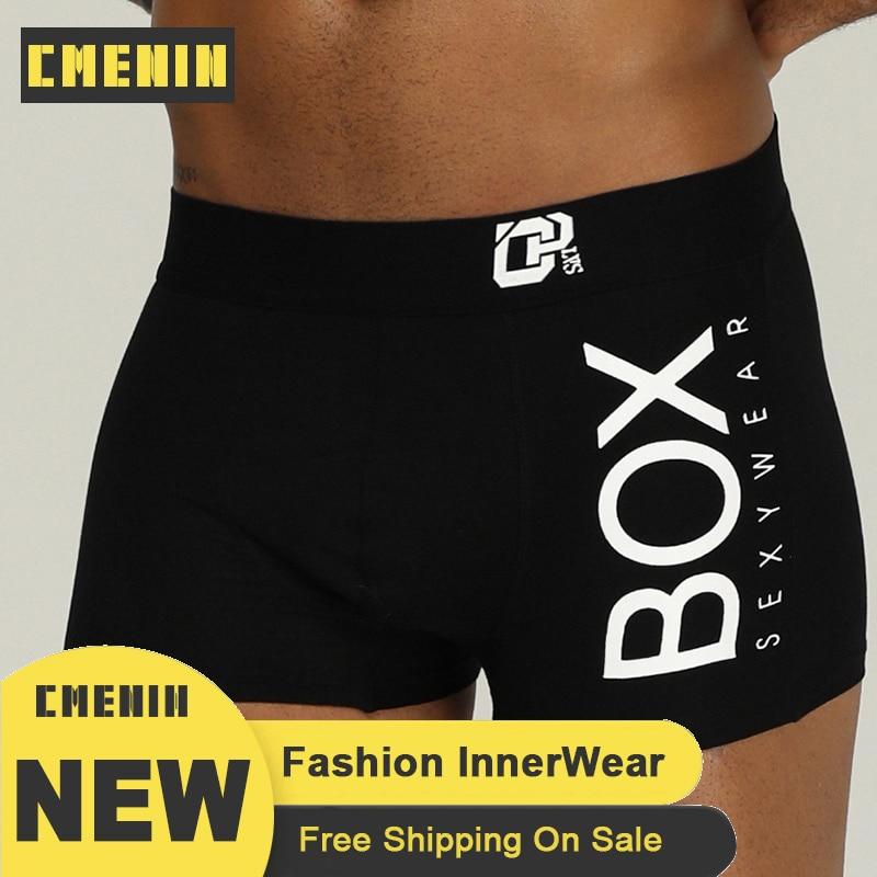 ORLVS Bamboo Sexy Underwear Men Boxer Shorts Mens Cotton Male Boxershorts OR212 Underpants Boxer Para Hombre Breathable Long