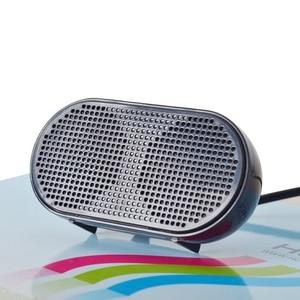 Image 5 - USB Haut Parleur Portable Haut Parleur Stéréo Haut Parleur Multimédia pour Ordinateur Portable PC Portable (Noir)