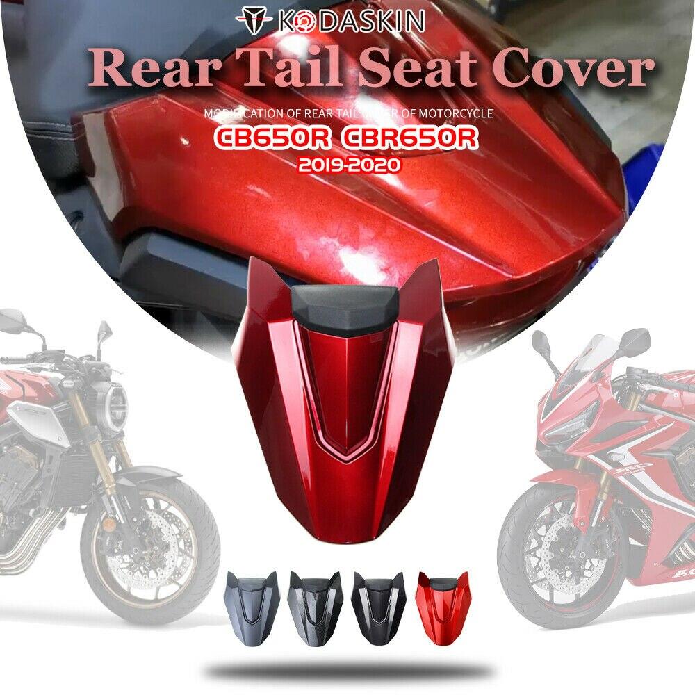 Kodaskin accessoires de moto couverture de siège arrière pour HONDA CB650R CBR650R 2019-2020 CBR 650R 2019 cb650r cbr650r