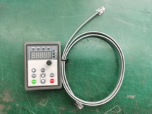 Painel de controle aplicável ao conversor de frequência variável da série sako ski780