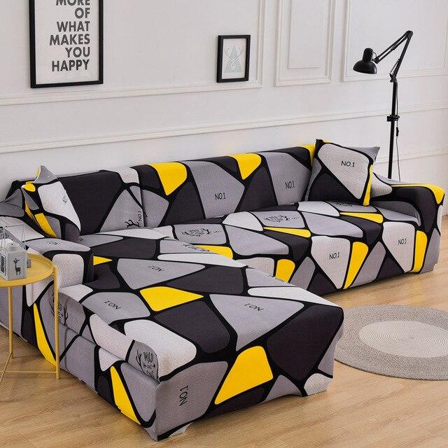 Фото l образный чехол для дивана растягивающийся в гостиной полотенце цена
