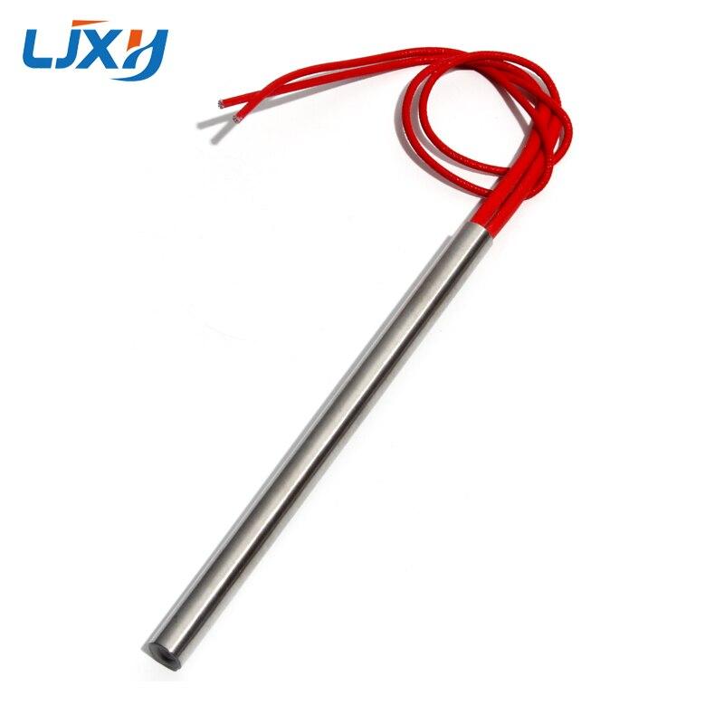 LJXH AC110V/220V/380V 10mm Dia.Industrial Cartridge Heaters Resistance 80mm/85mm/90mm/95mm/100mm 200W/210W/220W/240W/250W