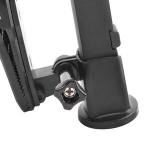 Image 4 - 배낭 클립 홀더 DJI OSMO 포켓 휴대용 확장 고정 어댑터 마운트에 대 한 휴대용 짐벌 카메라 브래킷 가방 클램프 클립