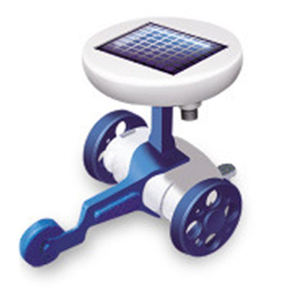 6 In 1 Solar Powered Robot Kit Children DIY Toy For Kids Birthday Gift Solar Educational Toys Car Boat Fan Model