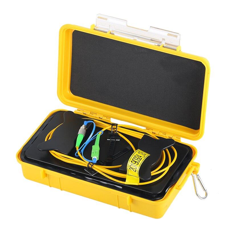 FC/APC-SC/APC OTDR Zone Eliminator,Fiber Rings ,Fiber Optic OTDR Launch Cable Box