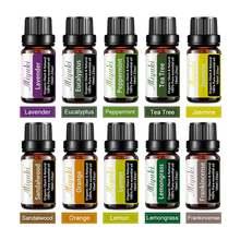 10 мл 12 ароматное цветочное эфирное масло для диффузора ароматерапевтическое