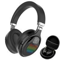 Bluetooth Kopfhörer Aktive Noise Cancelling Wireless & Wired Headset Mit Mic Tiefe Bass Stereo Sound Kopfhörer Für mobile PC