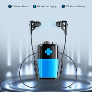 Image 4 - Langsdom BD34 Auricolari Bluetooth Auricolare Senza Fili Stereo Bass Cuffie Bluetooth con Microfono per xiaomi cuffie fone de ouvido
