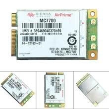 الأصلي SierraWireless بطاقة MC7700 يدعم GPS LTE (FDD) 3G/4G وحدة(China)