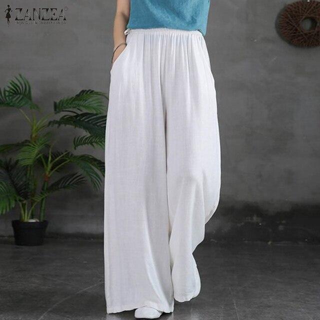 Vintage Cotton Trousers 2