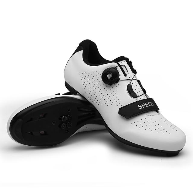 Tênis profissional de ciclismo mtb, sapatos esportivos masculinos de corrida, respirável e autotravamento, para corrida, bicicleta de estrada, novo, 2020 2