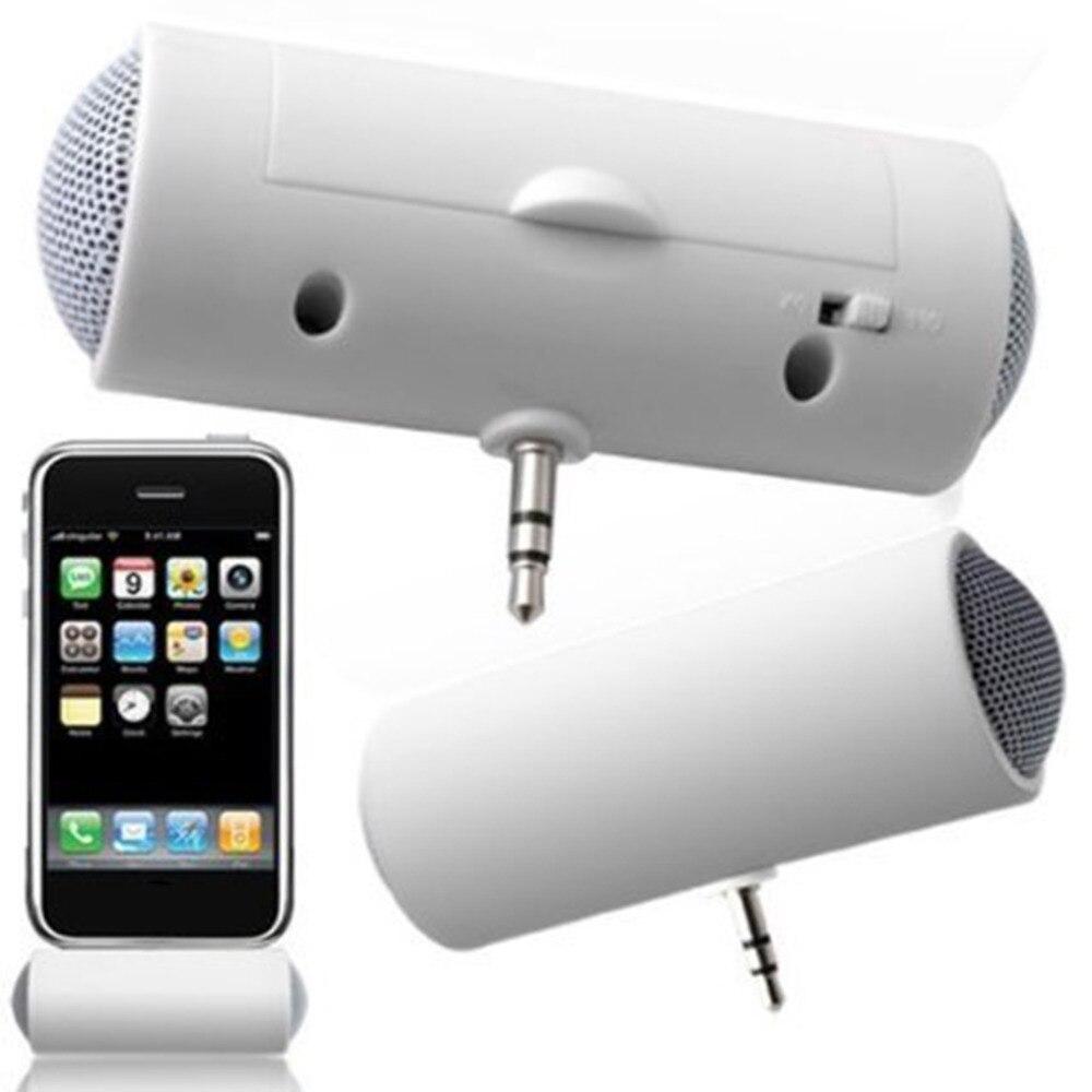 Новейшие стерео динамик MP3 плеер Усилитель Громкий динамик для смарт мобильный телефон для iPhone, iPod, MP3 с 3,5 мм разъем