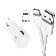 Fast Charging Travel Charger Adaptor Kabel untuk Xiaomi 10 Pro Coolpad M3 Plus Mega 5C Nubia Z20 Z18 Mini Mikro USB Tipe C Charger(China)