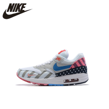 Nike Air Max 1 Man Running Shoes Sports Comfortable Outdoor Sneaker Original AT3057-100