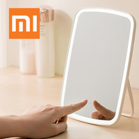 Настольное светодиодное зеркало для макияжа Xiaomi  ????с сенсорным управлением