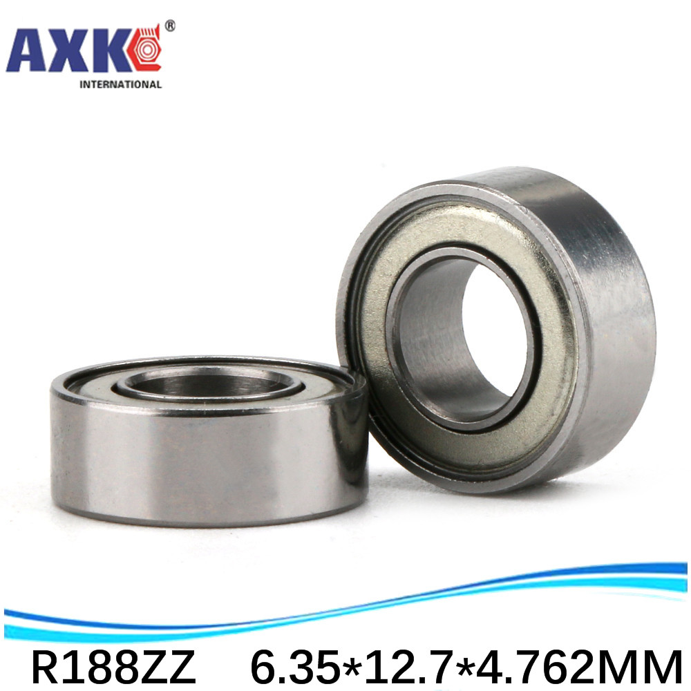 "Bearing R188ZZ 1//4/""x 1//2/""x 3//16/"" Bearings Pack 10"