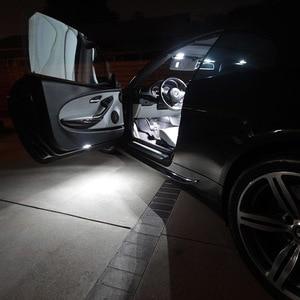 Image 5 - Bombillas LED de coche Canbus para Nissan Qashqai J10 J11 2013 2018, Kit de luz Led Interior para lectura, Kit de luz de techo, 10 Uds.