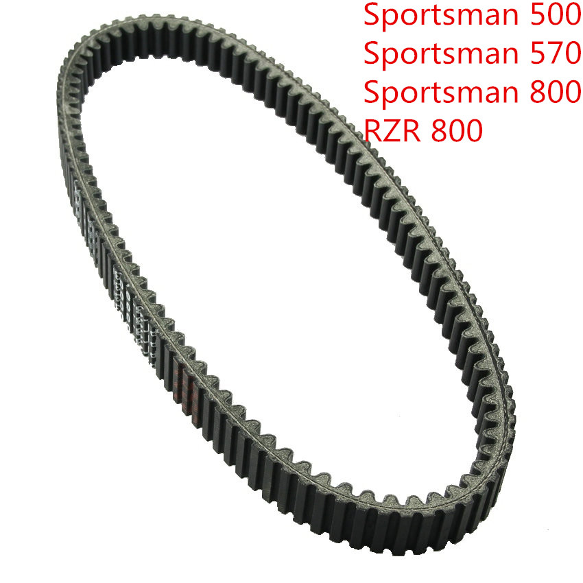 ATV UTV DRIVE BELT TRANSFER BELT CLUTCH BELT FOR POLARIS RZR 800 Sportsman 500 570 800 SP 570 X2 500 700 800