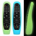 Чехол для пульта дистанционного управления, светящийся силиконовый ударопрочный защитный чехол для LG AN-MR600 MR650 MR18BA MR19BA MR20GA Magic TV Control ler