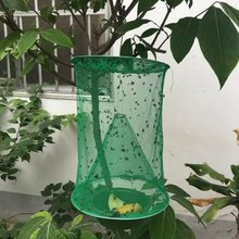 Summer Fly Trap Flay Catcher For Indoor Or Outdoor Family Farms, Park, Restaurants Top(China)