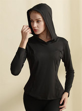 SZMALL Newest Fashion Hooded sweatshirt Women Autumn Spring active Long Sleeve Solid Hoodie For Female Cotton Hoody Lady