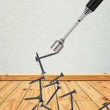 2 шт. Магнитный подборщик вверх стержень палка телескопический магнит ручка удлинитель сборщик винты гайка болт длинный выдвижной прочный подборщик инструменты
