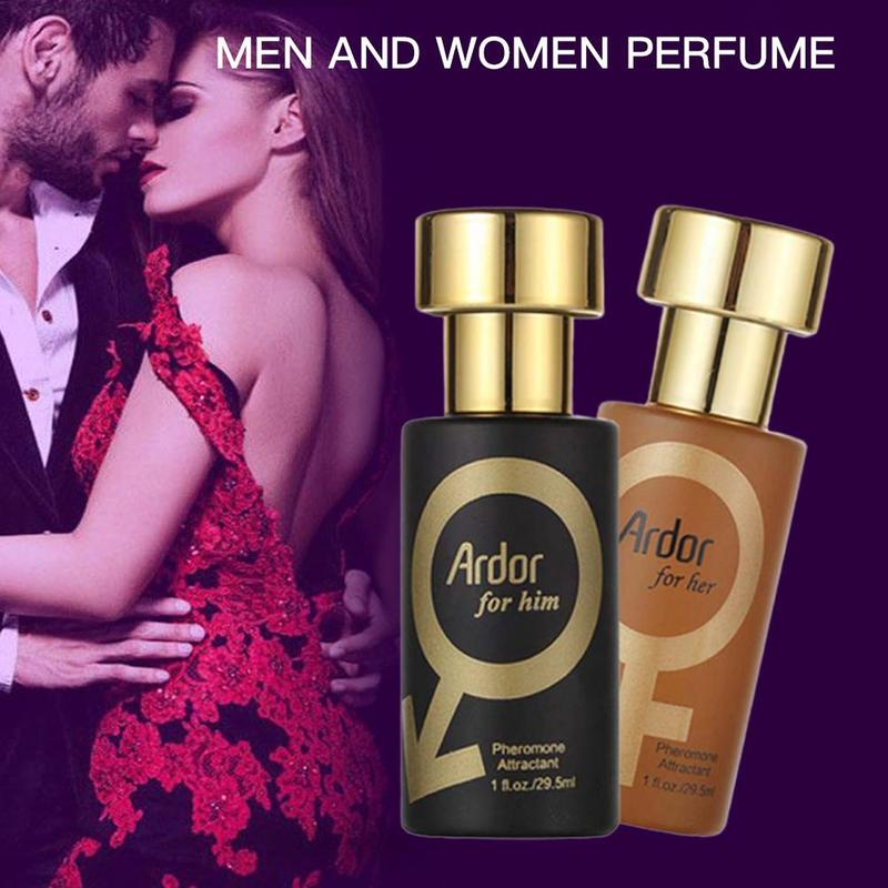 Pheromones Perfume Original Perfume For Women And Men Atomizer Long Lasting Parfum Flower Fragrance Deodorant Enhance Attraction