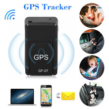 Magnetic Mini GPS Tracker Car Spy GSM GPRS Real Time Tracking Locator Device Tracer Car Finder Pet Finder Kids Wearable Devices 2017 mini miniature gps tracker children old man pet satellite locator gsm gprs wifi car real time tracking alarm
