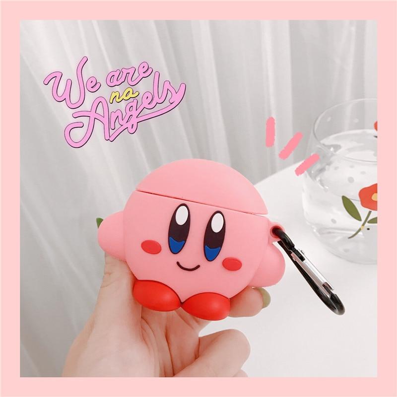 Kawaii Kirby Airpod Case Kuru Store