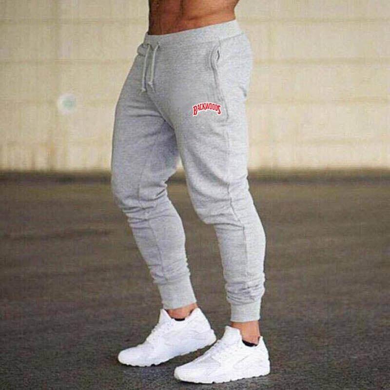 2020 Jogging Pants Men Solid GYM Training Pants Sportswear Jogger Mens Sport Pants Men Running Swearing Pants Jogging Sweatpants