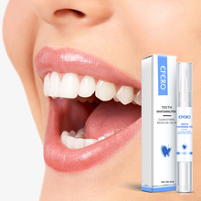 efero Gel Tooth Cleaning Bleaching Dental White Teeth Whitening Pen Teeth Oral Hygiene Remove Plaque Stains Teeth Cleaning 5ml