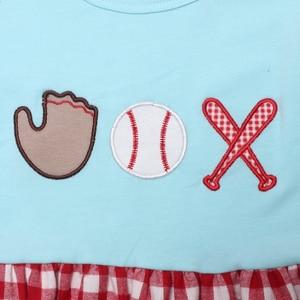 Image 5 - เด็กทารกใหม่เด็กทารกแรกเกิดชุดเบสบอลเด็กเกมเสื้อผ้าเด็กวัยหัดเดินฤดูหนาวสาวฤดูร้อนเด็ก