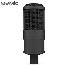 Mijn Mic P200 Professionele Studio Condensator Opname Microfoon Voor Computer
