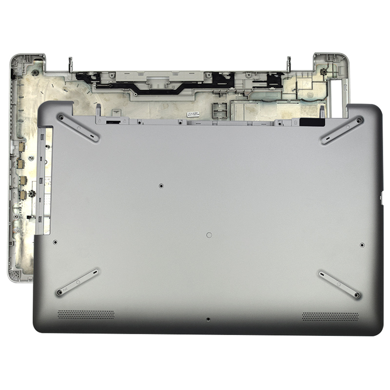 Original New For HP Pavilion 17-BS Series Laptop Bottom Base Bottom Case Cover 926493-001 Silver