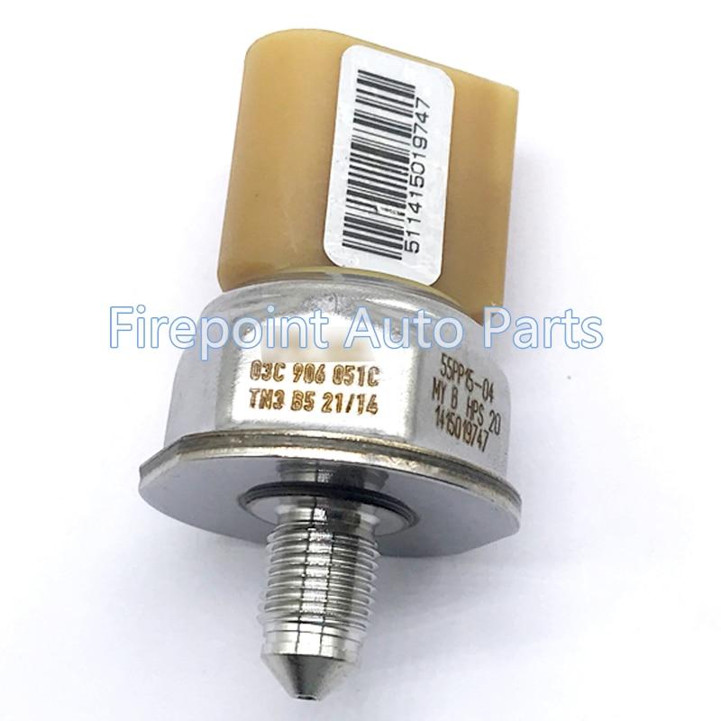 55PP15-04 Sensata датчик давления топливной направляющей для Au-di V-W 03C906051C 1508382975