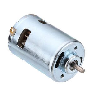 12-24V 13000/26000rpm 885 High Speed DC Motor/Motor Bracket Large Torque Ball Bearing Motor Motor Frame