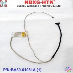Cabo original brandnew da tela do portátil para samsung rc512 np rc512l NP-RC512L portátil lcd led lvds cabo BA39-01051A