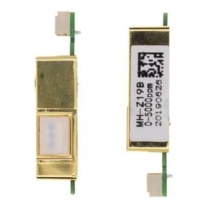 Image 5 - MH Z19 инфракрасный датчик co2 для монитора co2 MH Z19B инфракрасный датчик углекислого газа co2 0 5000ppm
