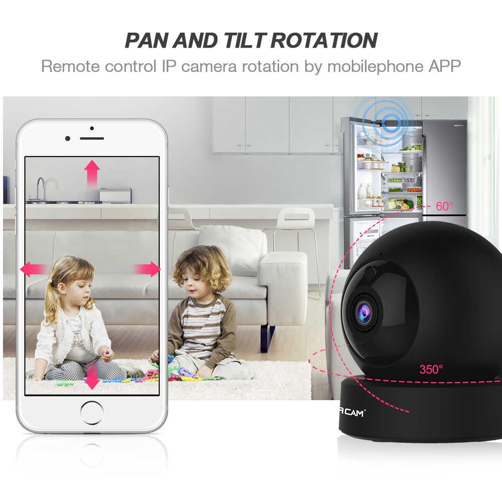 Vstarcam HD 1080P 2MP กล้อง IP Two WAY Audio ไร้สายมินิกล้อง Night Vision กล้องวงจรปิด WiFi กล้อง