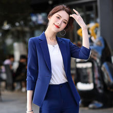 1 шт для женщин размера плюс блейзеры верхняя одежда 2021 Весенняя