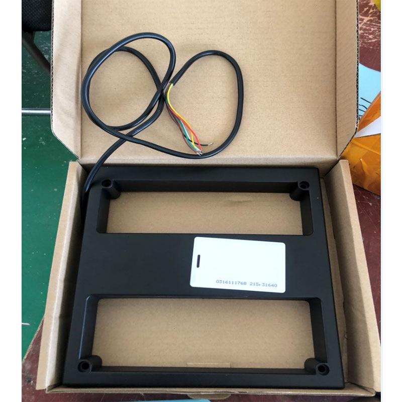 RFID Remote Reader RFID Parking Lot Proximity Card Reader, Wiegand Reader OEM WG26 WG34 Induction Reading