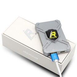 Boîte ifix P10 DFU aucun démontage requis en un clic dans le Mode DFU numéro de série lire et écrire pour IPAD IPHONE 7 7P 8 8P X