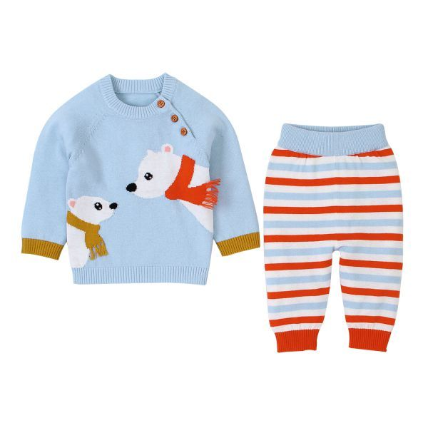 Knit Newborn Baby Clothes...