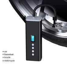 Pompe à Air électrique portable sans fil pour voiture, Mini gonfleur de pneus, haute pression