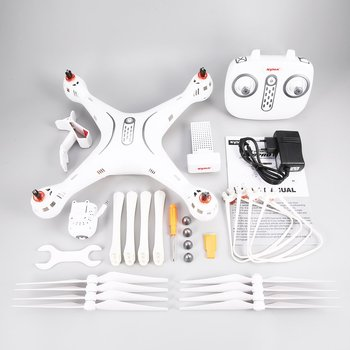SYMA X8PRO GPS DRON WIFI FPV with with 720P HD Camera Adjustable Camera Drone 6axis Altitude Hold X8 Pro RC Quadcopter RTF MODE2 2 4ghz six axis drone with camera 16w wifi fpv 720p selfie dron altitude hold flight path g sensor control rc quadcopter helicop