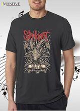 New  Punk Rock Metal Cool Design Venom Hard T-shirt Top Tee Men Funny O Neck Short Sleeve Cotton T-Shirt Interesting