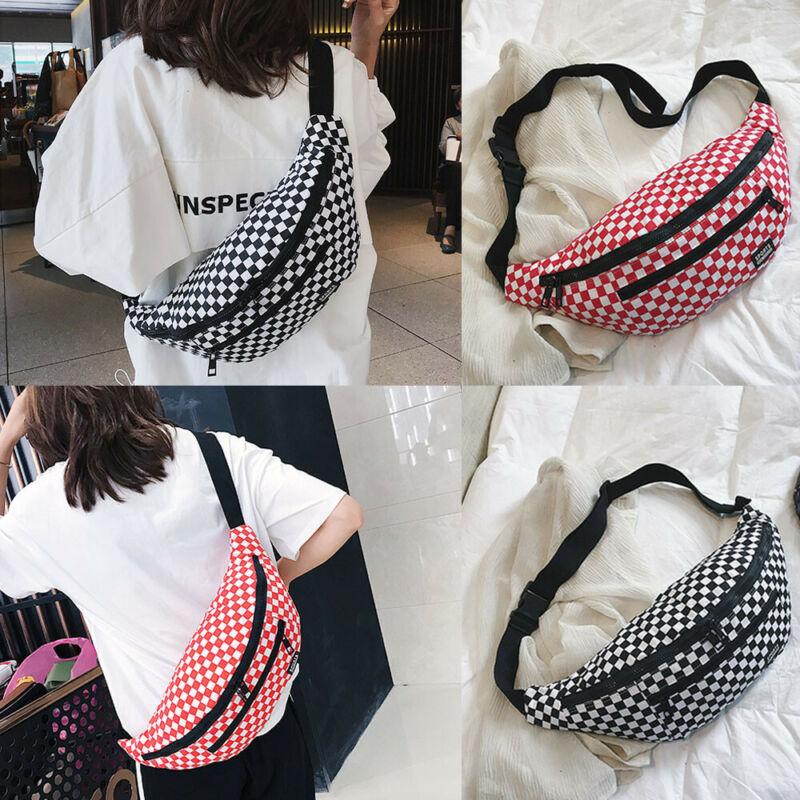New Colorful Waist Bag For Men Fanny Packs Style Belt Bag Unicorn Women Waist Pack Travelling Mobile Phone Bags