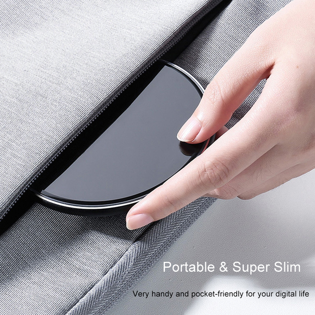 GYSO 20W Fast Wireless Charger For Samsung Galaxy S10 S9 Note 10 S10+ 9 iPhone 11 Pro XS Max XR X 8 Plus 4
