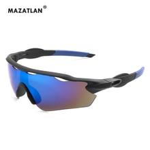 Men Sunglasses Square Ultralight Outdoor Sports Mountaineeri