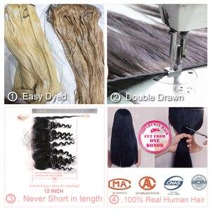 Image 5 - 3Pcs הרבה ברזילאי קינקי מתולתל שיער מארג חבילות 100% לא מעובד שיער טבעי 24 26 28 אינץ מתולתל כפול נמשך גלם שיער לא מעובד
